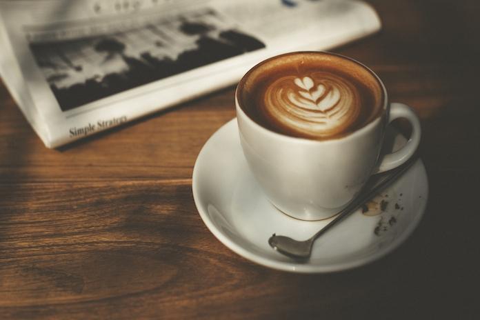 Deze koffiebar serveert je selfie in een cappuccino