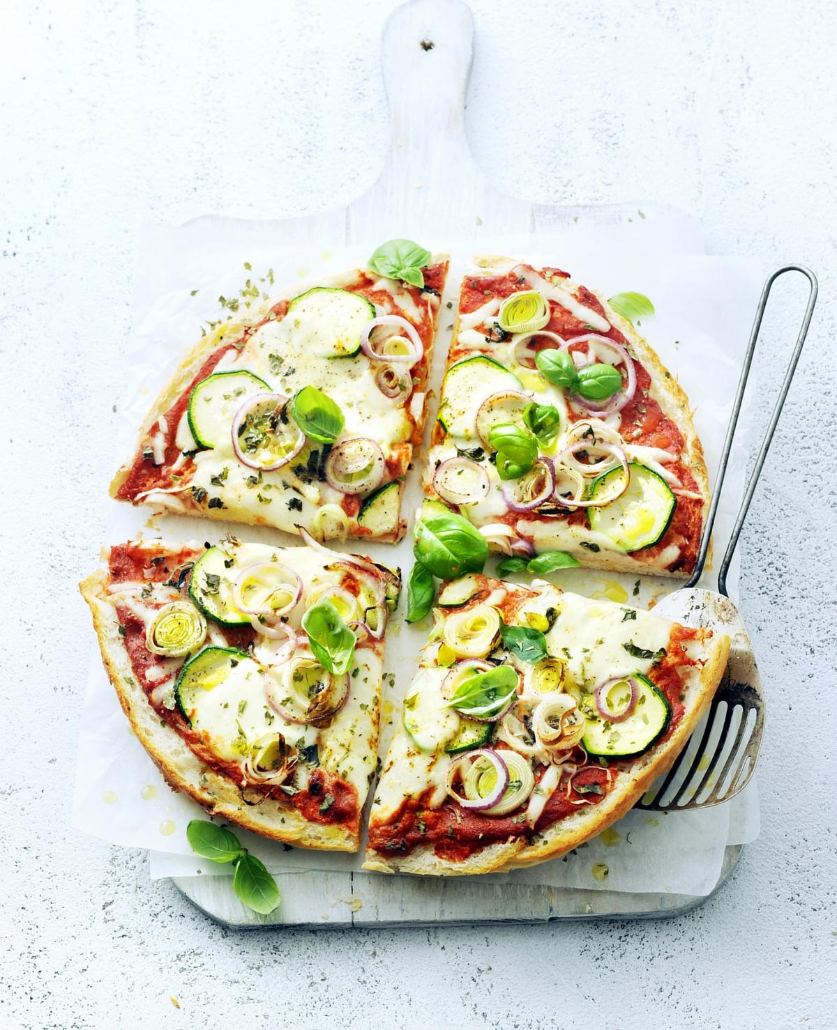 Recept: pizza van turks brood