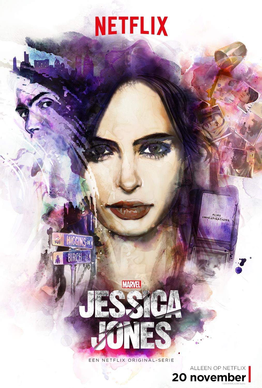 Zien: Marvel's Jessica Jones op Netflix