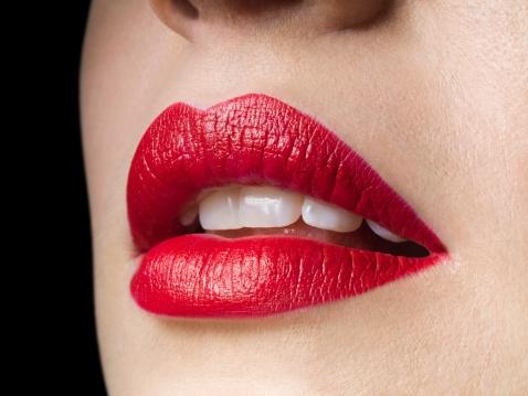 Zien: De perfecte rode lippen