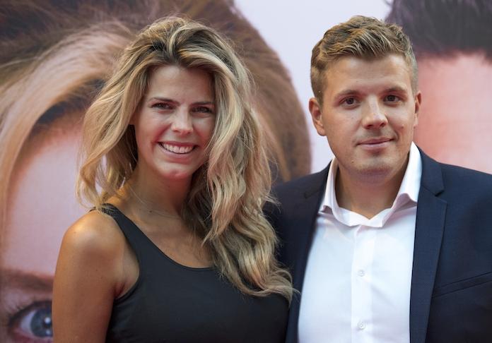 Kim Kötter rekent af met kritiek rondom zwangerschapskilo's