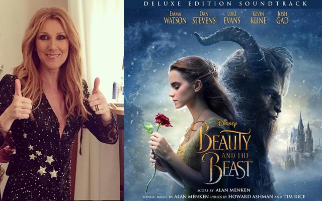 YAY: Céline Dion werkt aan nieuw nummer voor 'Beauty and the Beast'