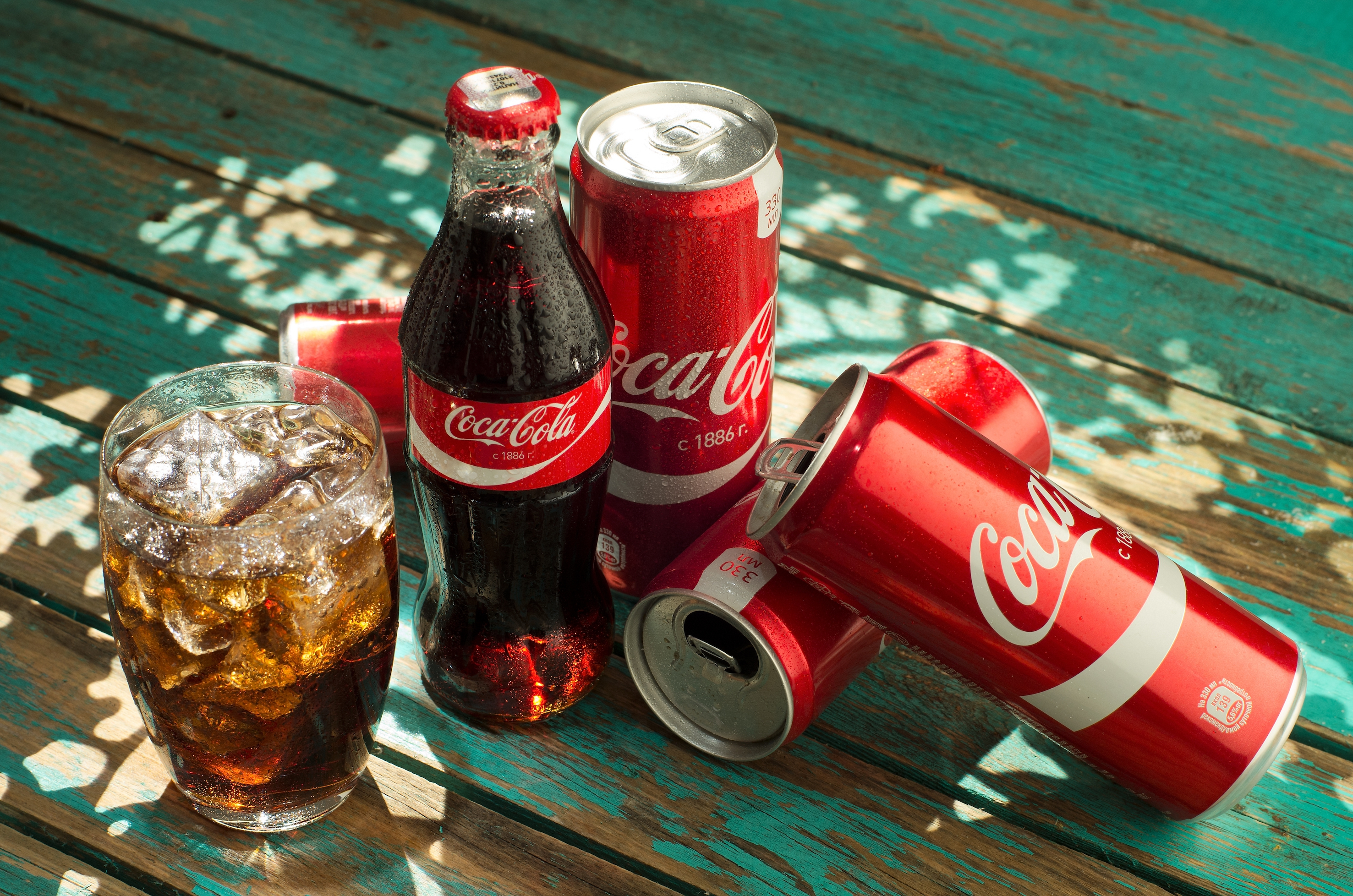 ZIEN: Het shocking verschil tussen Coca-Cola en Cola-Cola Zero