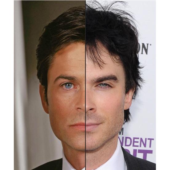 CRAZY: deze celebs hebben bijna exact hetzelfde gezicht