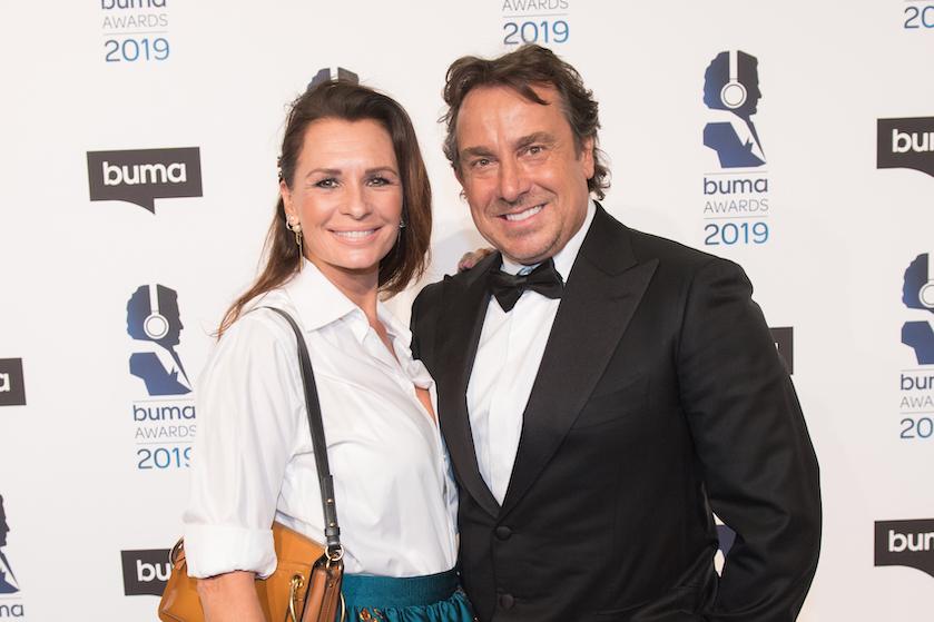 Liefdevolle vakantiekiekjes: Marco en Leontine kunnen niet van elkaar afblijven in Italië