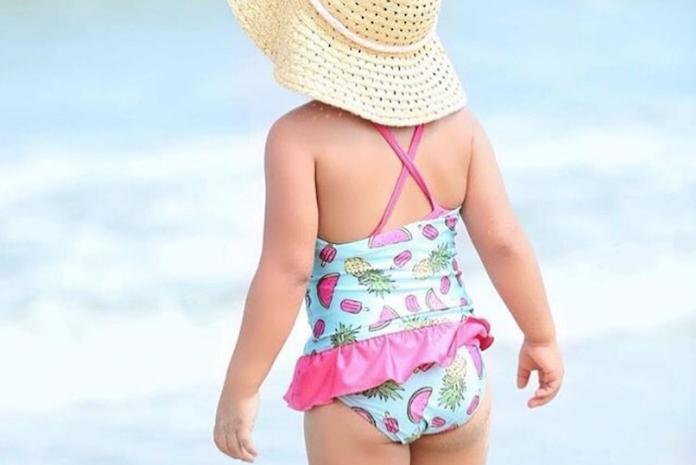 De droom van iedere moeder: deze kinderbadpakjes zijn mooi én handig