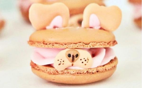 Zien: deze macarons zijn te mooi om op te eten