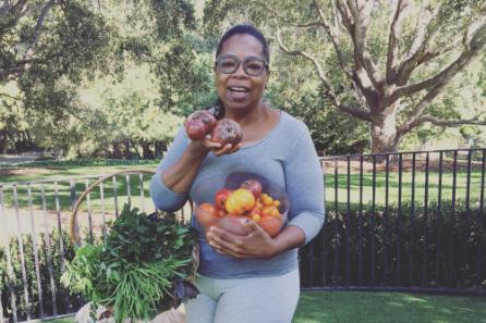 Eindelijk! Oprah Winfrey schrijft een kookboek