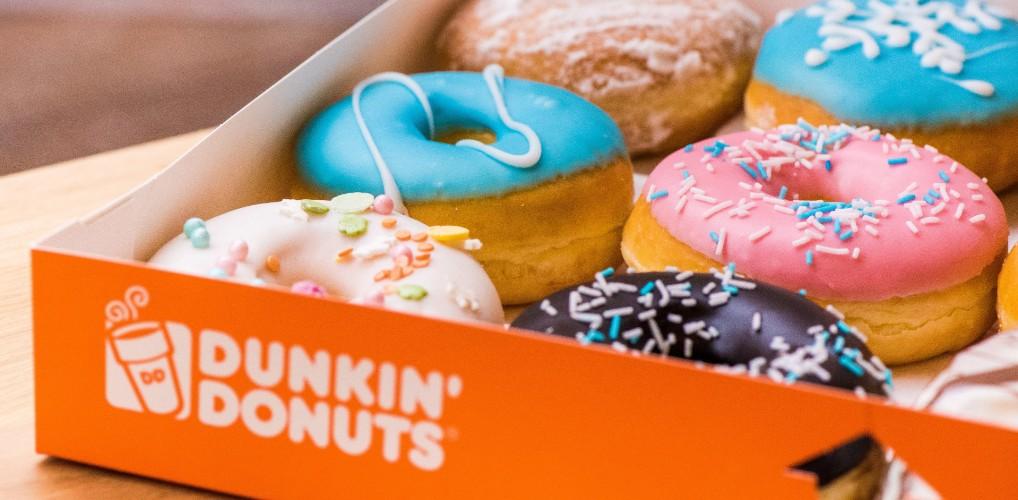 Flair's Adventskalender #2: Win 1 jaar lang gratis donuts bij Dunkin' Donuts