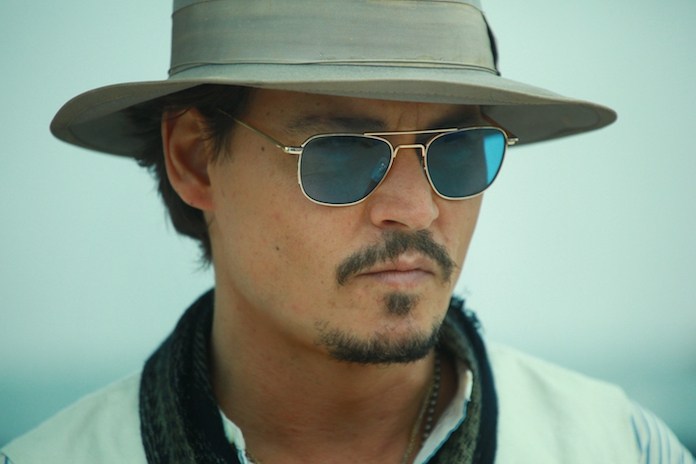 Binnenkijken in het penthouse van Johnny Depp