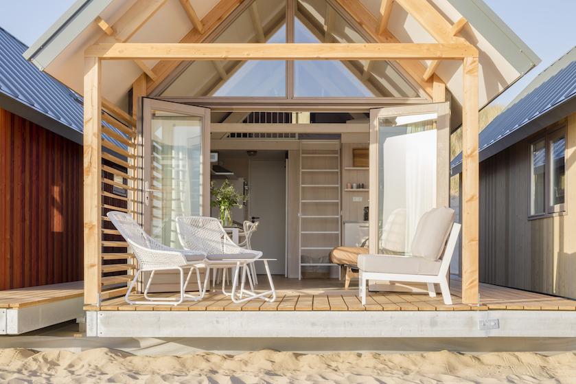 beach houses vlissingen