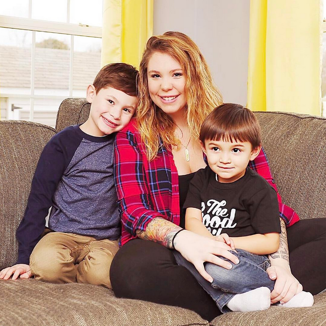 MTV's Teen Mom Kailyn Lowry is in verwachting van haar derde kindje