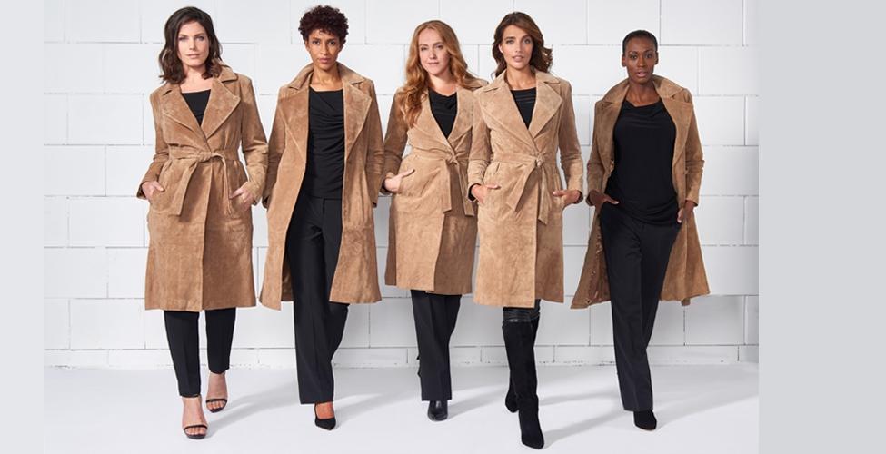 Shoppen: zomers en toch gekleed met een klassiek jasje!