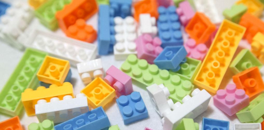 Droombaan: betaald worden om met lego te spelen