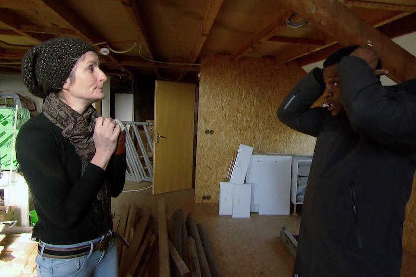 Grootste bouwval ooit in #HMMIK? 'Dit is meer een aflevering van 'Help, mijn vriendin heeft me erin geluisd'