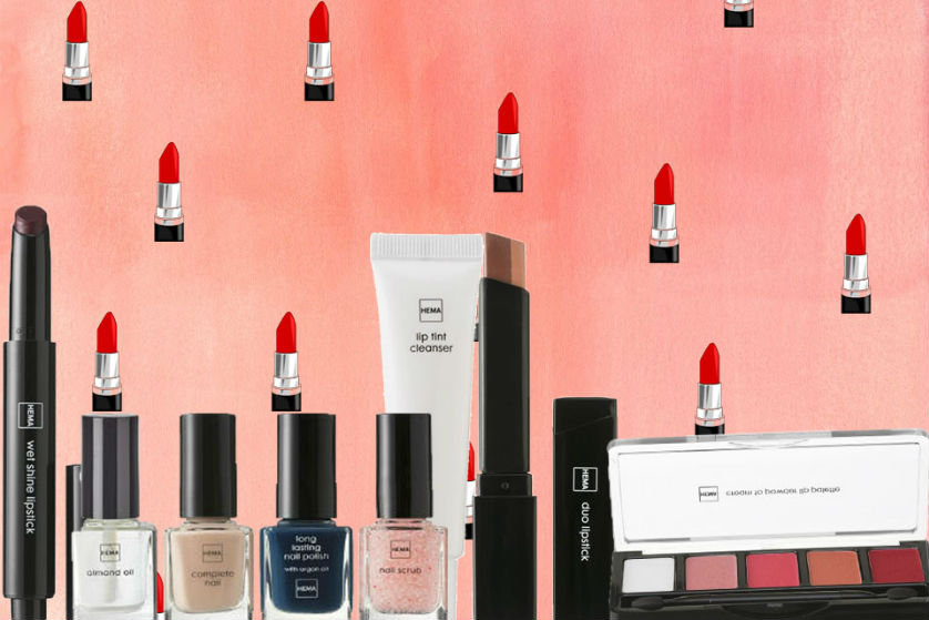 WIN: 3x make-up pakket van HEMA t.w.v. €32