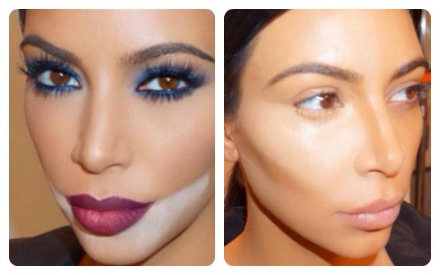 Door deze nieuwe make-uptrend zou je make-up nog beter blijven zitten