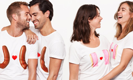 Ha! HEMA ontwerpt speciale GayPride-shirts
