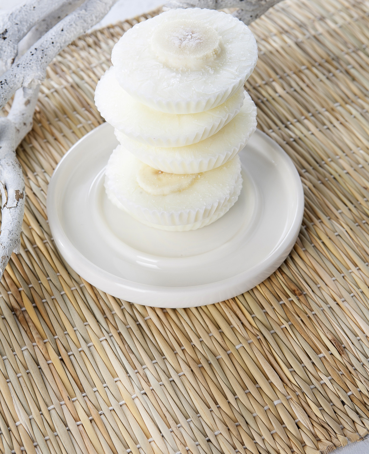 Traktatietip: yoghurt-bananenijsjes