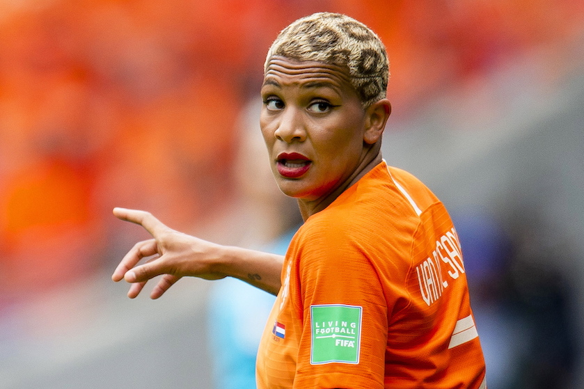 Oranje Leeuwin Shanice van de Sanden: 'Dankzij mijn moeder ben ik op het punt waar ik nu ben'