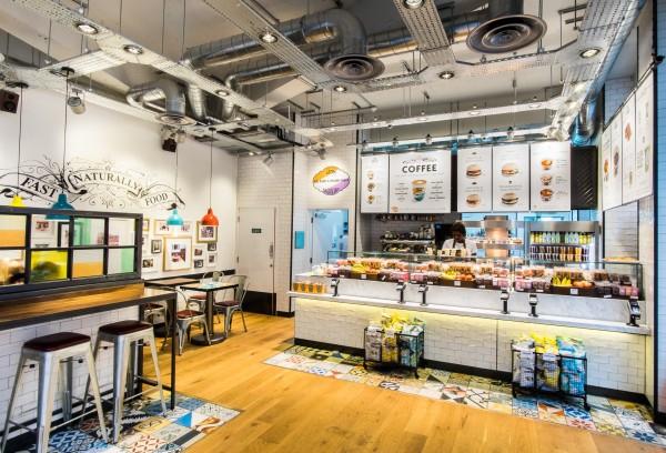 Het eerste gezonde fastfoodrestaurant in Nederland is een feit!