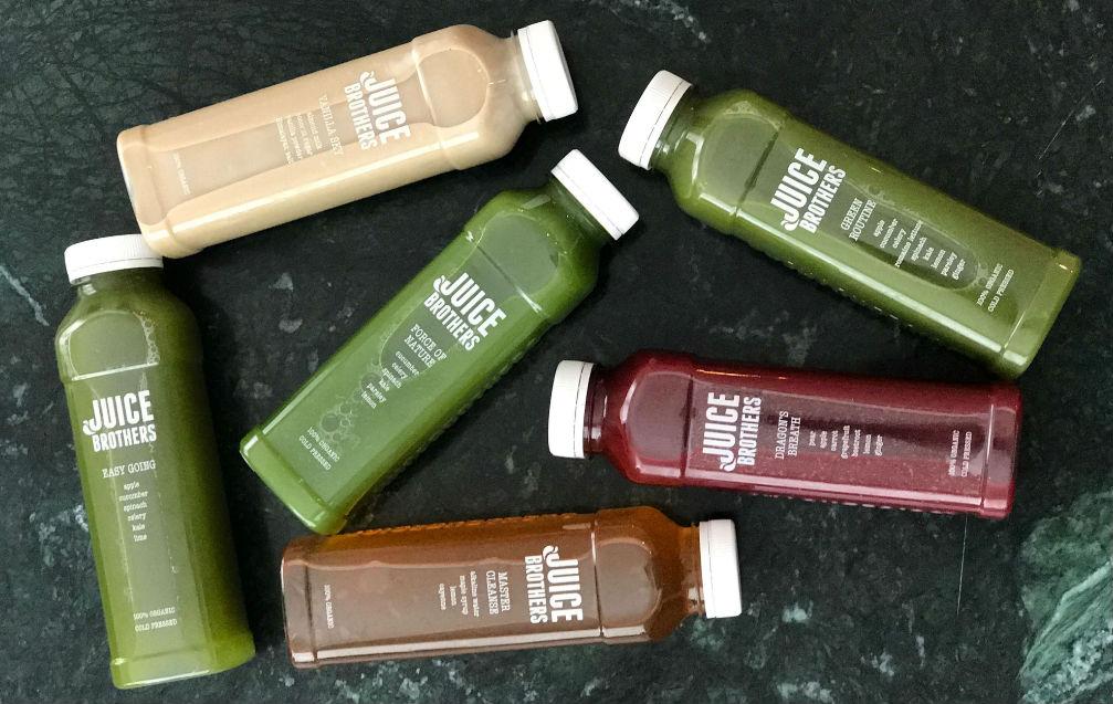 VIVA food challenge: 'Ik heb het gevoel alsof er een laagje mos op mijn tanden zit'