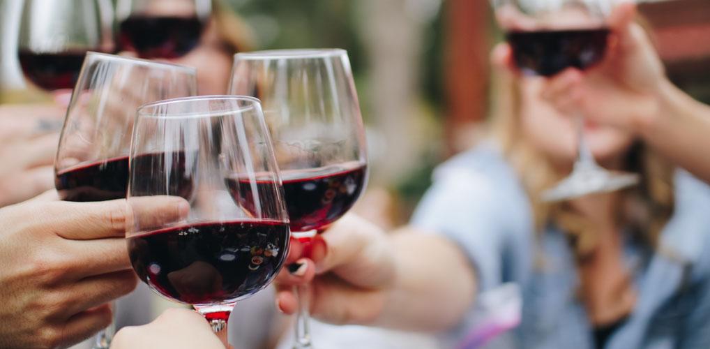 Rode wijn goed voor je darmen