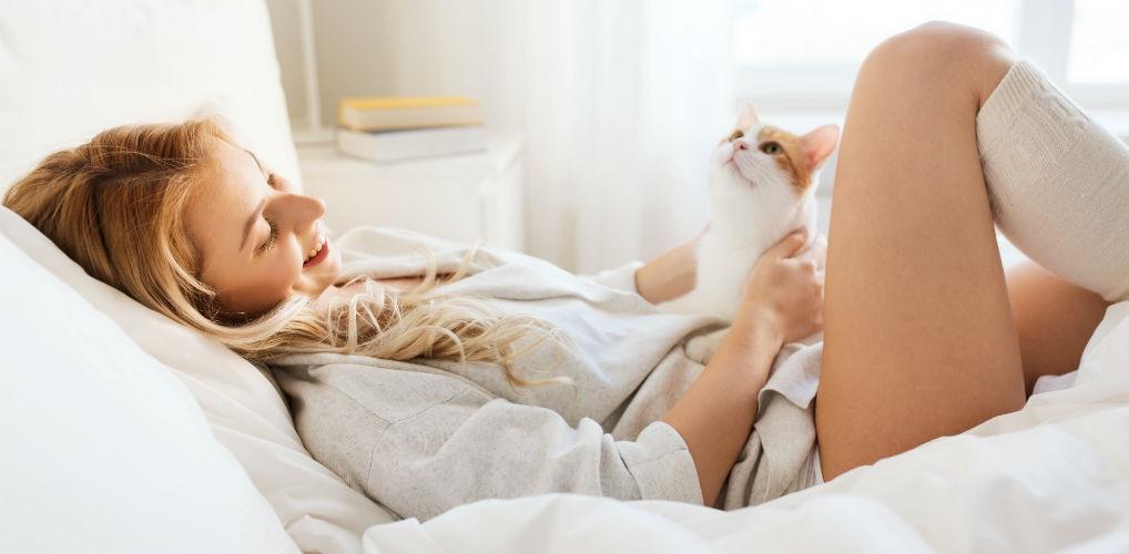 Ha! Vrouwen hebben echt meer slaap nodig dan mannen