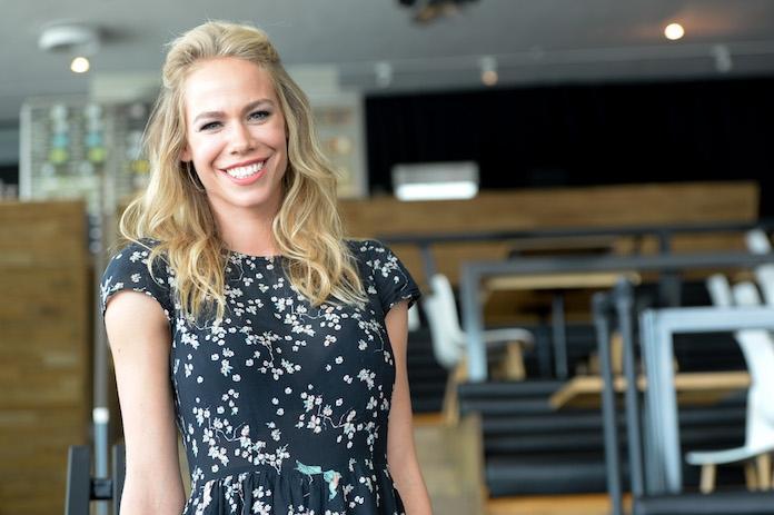 Nicolette Kluijver: 'Live-tv presenteren geeft zo'n kick!'
