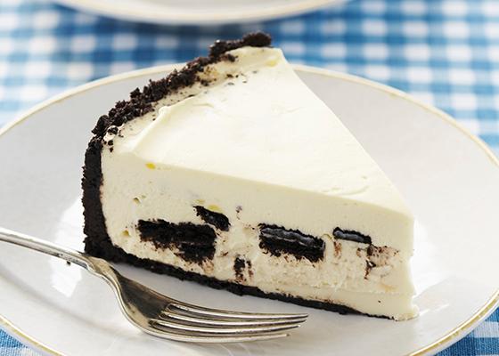 Recept: oreo cheesecake!