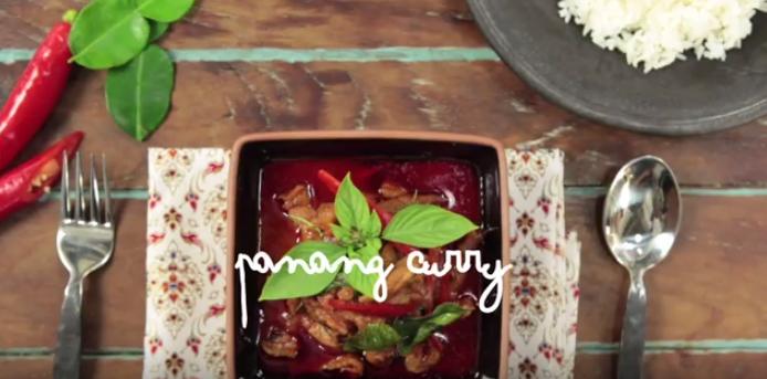 Video: Maak je visite blij met deze zalige Panang Curry