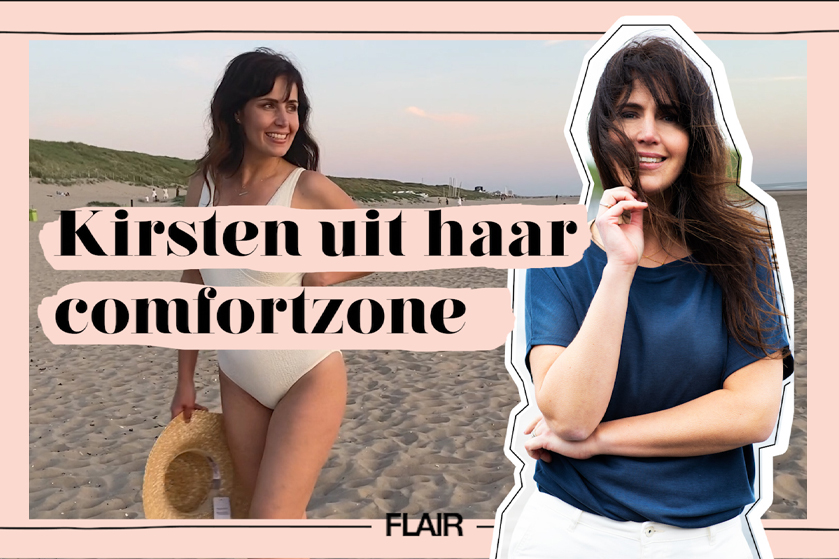 Flair TV: Kirsten Schilder showt bikini body in swimwear shoot