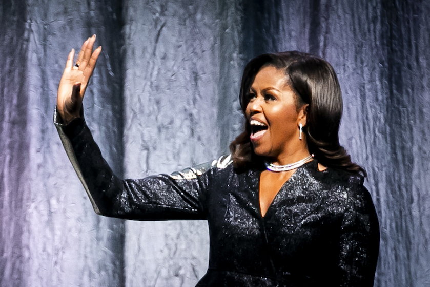 Nieuwe serie over 'First Ladies': déze actrice speelt Michelle Obama