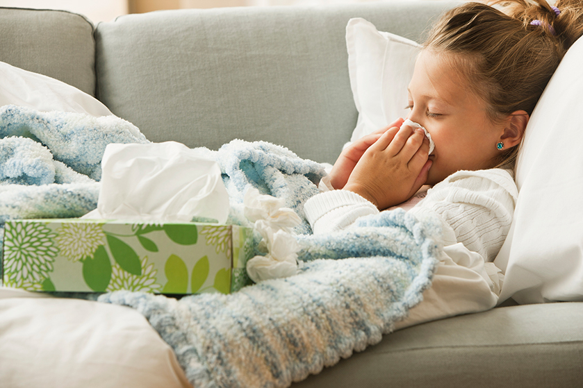 Veel kinderen hebben het RS-virus op het moment, wat is dat?