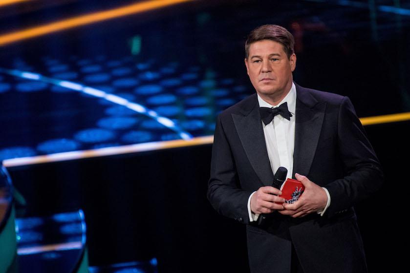 Martijn Krabbé nog steeds verbaasd over reactie vriendin na huwelijksaanzoek