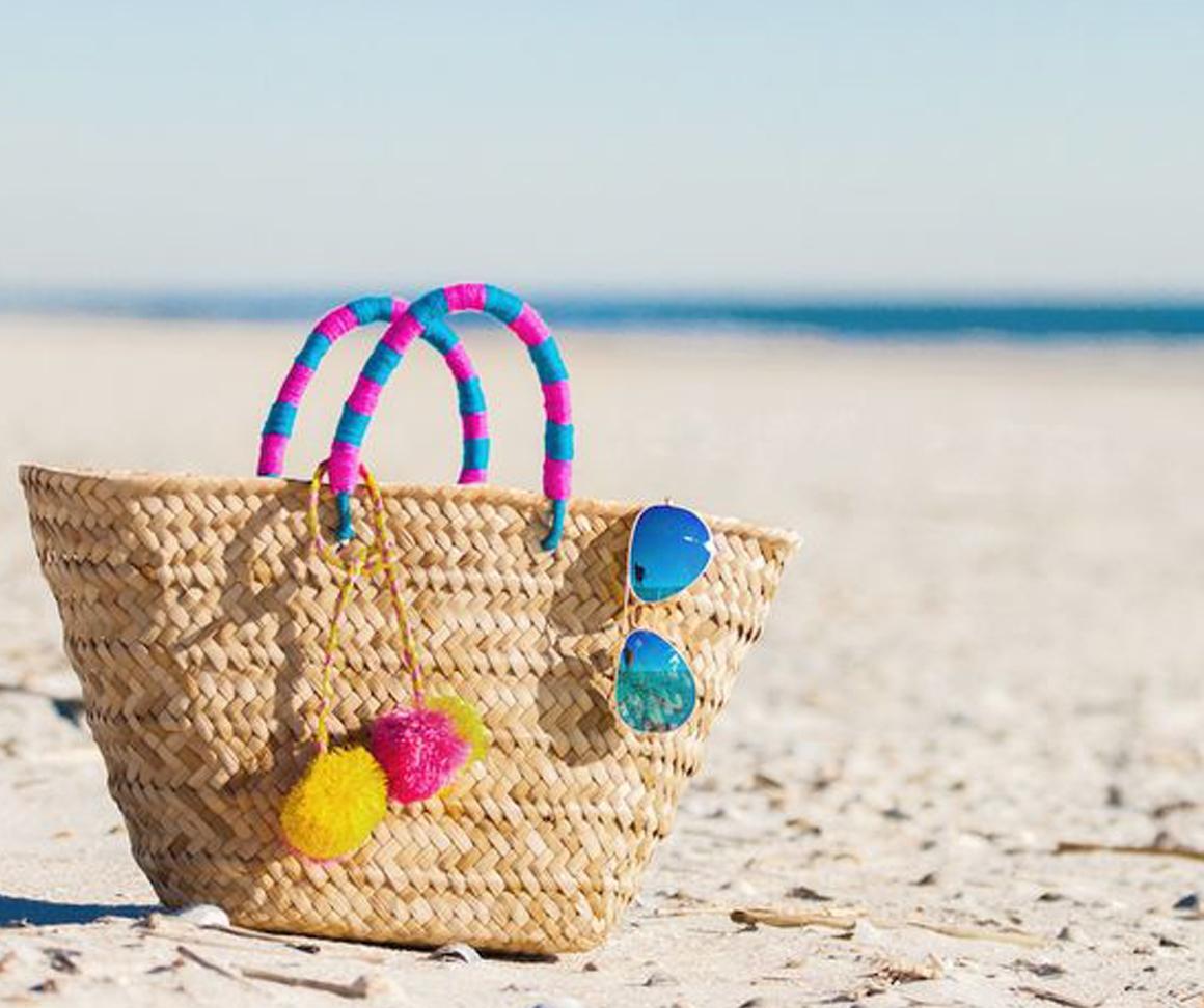 Vamos a la playa: 15 x de vrolijkste strandtassen!