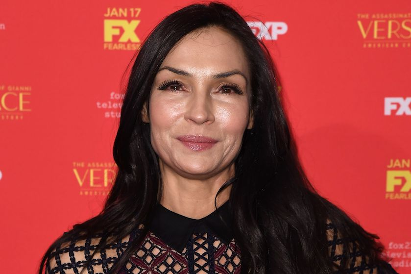 Who's that girl? Actrice Famke Janssen 'onherkenbaar' na cosmetische ingreep