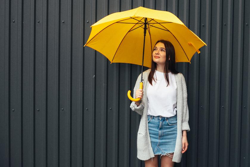 Code geel voor snoeiharde windstoten, maar ook eíndelijk zomers weer (25 graden!) op komst