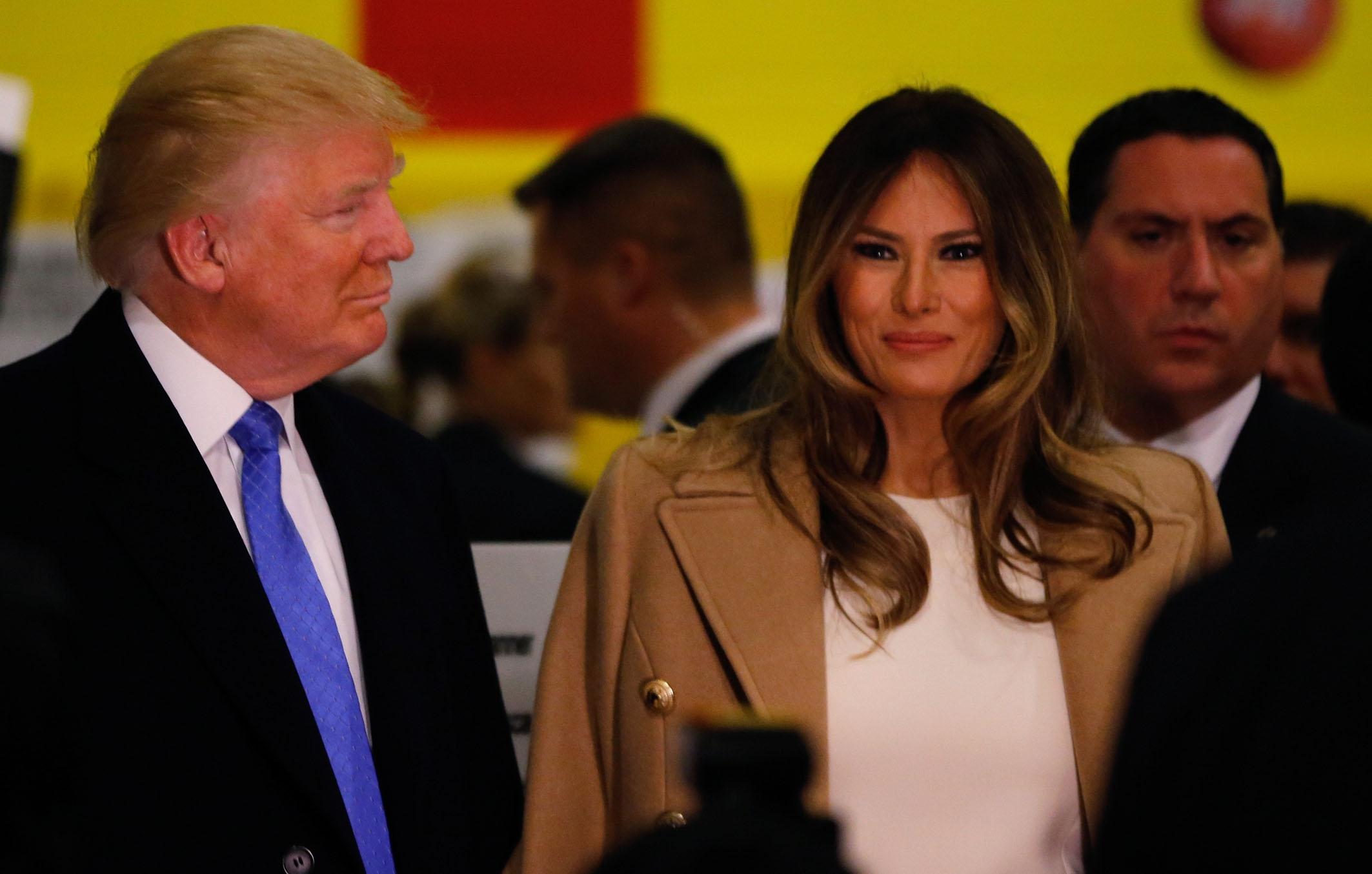 7 dingen die je moet weten over de nieuwe first lady Melania Trump